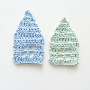 Made with 4.5mm (left) & 4 mm (right)