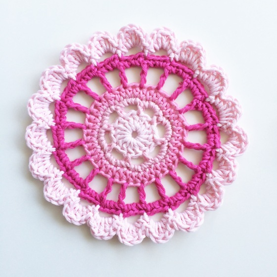 Pretty Polly Mandala
