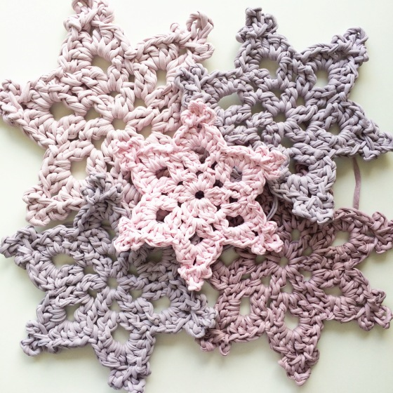 Starflower snowflake